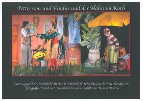 Bild: Pettersson & Findus und der Hahn im Korb - Kinderoper von Niclas Ramdohr