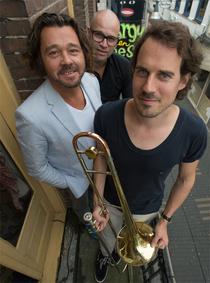 Bild: Nils Wogram - Nostalgia Trio