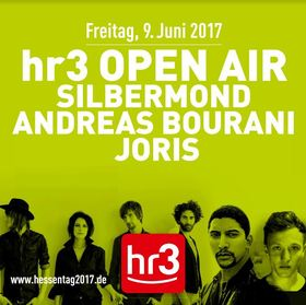 hr3 Open Air - mit Silbermond, Andreas Bourani und special guests