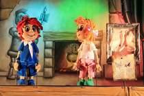Bild: KNAX-Puppentheater - Ein Goldschatz für Feelicia