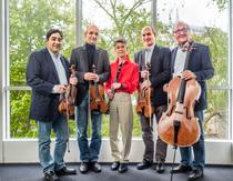 Bild: Bamberger Streichquartett & Sigrun F. Vortisch, Klarinette - Klassische Schönheit - romantischer Zauber