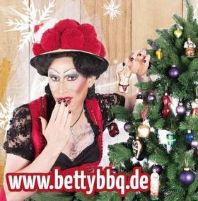 Kling, Glühwein, klingelingeling - die Weihnachts-City-Tour mit Betty BBQ