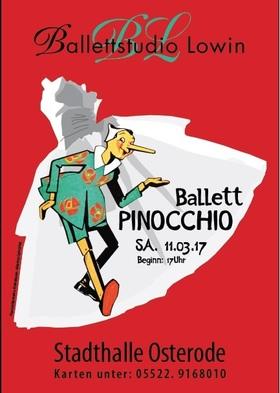 Pinocchio - Ballettnachmittag