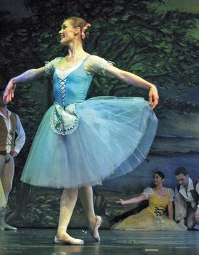 Bild: Ballet Classique München: Giselle - Phantastisches Ballett in zwei Akten
