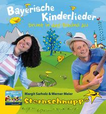 Bild: Sternschnuppe: Bayerische Kinderlieder - Drunt in der greana Au