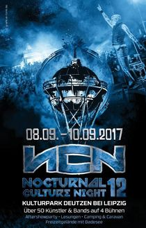 Nocturnal Culture Night 12 - Tagesticket Freitag