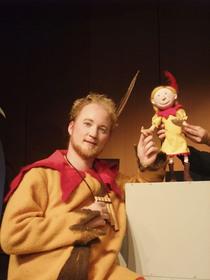 Bild: Papageno und die kleine Zauberflöte - Ein musikalisches Figurentheater