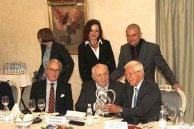Bild: 2. Löwen Ehrenpreis- Verleihung in Leonberg