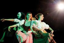 Bild: Tanzforum München: Carmina Burana - Ballett nach der Musik von Carl Orff