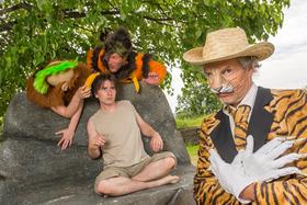 Bild: Das Dschungelbuch - Premiere