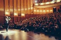 Bild: POETRY SLAM Mainz - Moderation: Ken Yamamoto und Jens Jekewitz