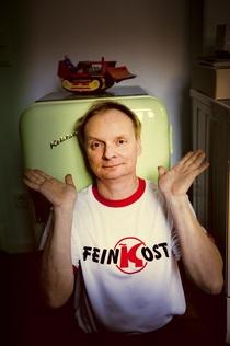 Bild: Fein(k)Ost – Fein(K)ost: Kabarett mit Uwe Steimle - Neues und das Beste aus 8 Programmen