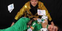 Bild: Pokerface und Doppelmord - Krimi-Dinner mit der Gruppe Bareins in ACTion