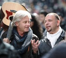 Bild: Schmidbauer & Kälberer laden ein: Wally Warning - Lieder, handgemachte Musik, Erzählungen