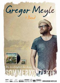 Gregor Meyle 2017 - Sommerkonzert