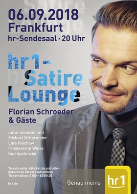Bild: hr1 Satire Lounge