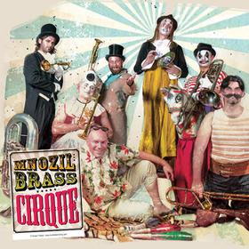 Bild: MNOZIL BRASS - Cirque
