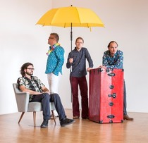 "Bild: Kiesewetters GammaRama - * Album Release ""The Mission"""