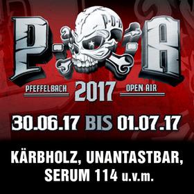 Bild: PFEFFELBACH OPEN AIR 2017 - Festivalticket (ohne Camping)