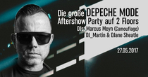 Bild: die große Depeche Mode Aftershow Party