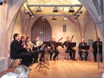 Bild: 1. Alpirsbacher Kreuzgangkonzert