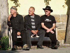 Bild: Grachmusikoff Trio -