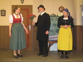 Bild: Berchtesgadener Bauerntheater -