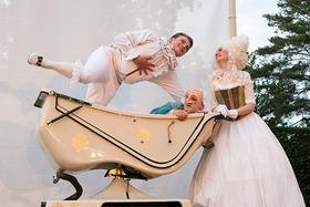 Bild: Der eingebildete Kranke - Komödie von Molière - Magdeburger Premiere
