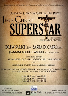 Jesus Christ Superstar - Live in Concert