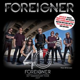 Bild: Foreigner - 40TH - ANNIVERSARY - TOUR