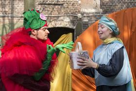 Bild: Der kleine Prinz - Theater Poetenpack