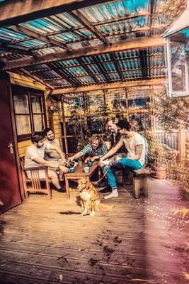 Bild: OVE & Band -