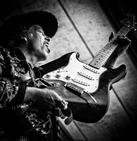 Bild: The Music of Jimi Hendrix - European Tour 2017 - RANDY HANSEN (Seattle, USA)