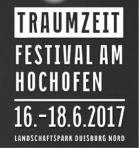 Bild: Traumzeit - Festival am Hochofen 2017 - Festivalticket inkl. Camping und VRR