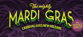 Bild: THE MIGHTY MARDI GRAS – Live: OAKUM BRASS CONNECTION