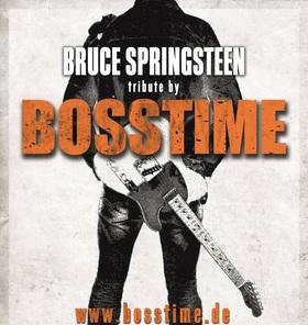 Bosstime - a tribute to Bruce Springsteen - Das Open Air Highlight 2017