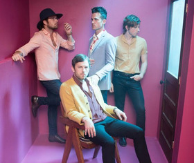 Kings of Leon - Open Air Konzert
