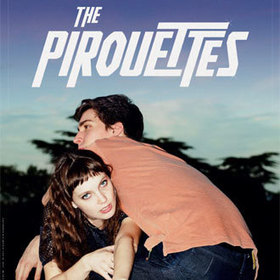 Bild: The Pirouettes + Minou (Club Laiterie)
