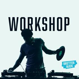 Bild: Workshop - DJing mit Vinyl