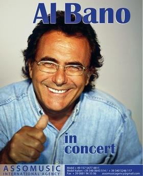 Bild: Al Bano in concert
