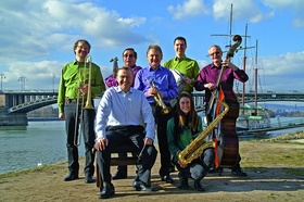 Bild: Rhein-Main-Swingtett - Swing