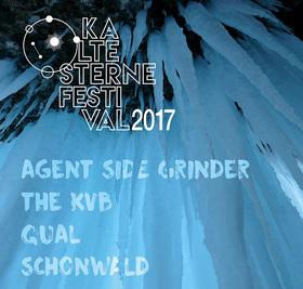 Bild: Kalte Sterne Festival 2017 - Agent Side Grinder, The KVB, Qual, Schonwald