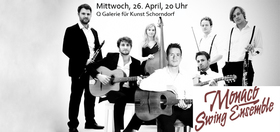 Bild: Monaco Swing Ensemble - Gypsy Jazz