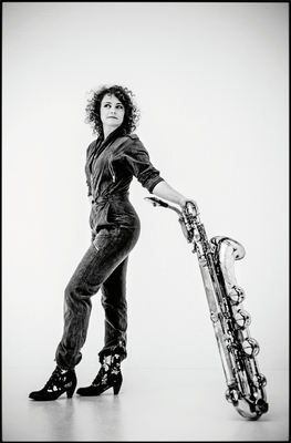 Bild: Tini Thomsen´s Max Sax - the long ride