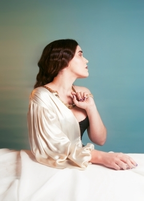 Bild: Sarah Ferri - CD Release DISPLEASURE