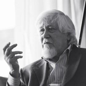 Bild: Wilhelm Killmayer im Porträt