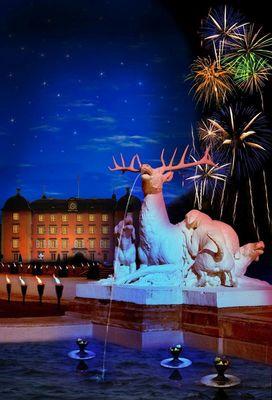 Bild: Schwetzinger Lichterfest 2017 - Das Fest für die ganze Familie mit großem Feuerwerk