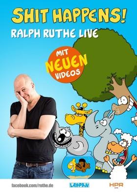 Bild: Ralph Ruthe - Shit Happens! Tour 2017
