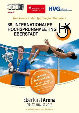 Bild: 39. Internationales Hochsprung-Meeting Eberstadt