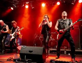 Bild: Judas Priester - live im Lemmy`s
